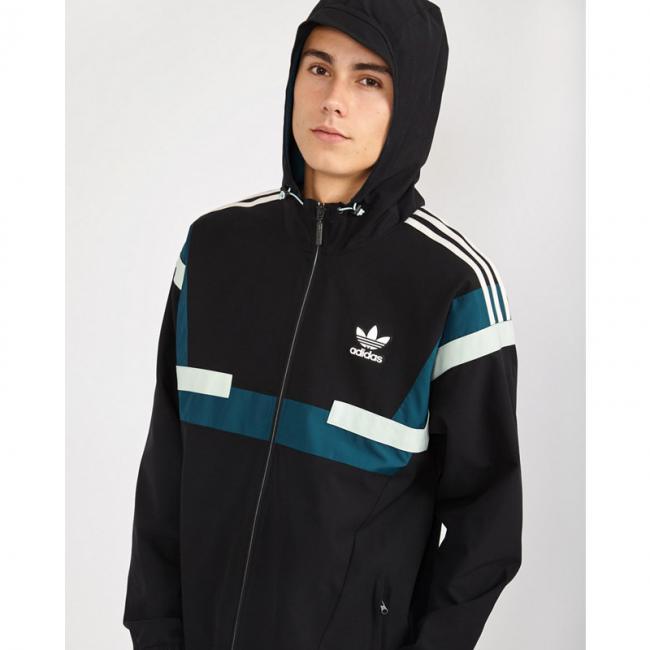 Full Zip JacketsRobinhoods Adidas Herren Br8 Windbreaker g76yYbf